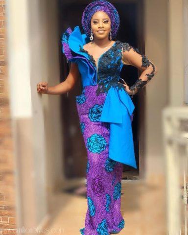 Nigerian Ankara styles New Nigerian Ankara styles; Nice ankara designs for 2019 - {Od9ja Styles} - New Nigerian Ankara styles; Nice ankara designs for 2019
