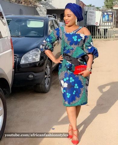 Nigerian Ankara Styles Catalogue nigerian ankara styles catalogue - {Od9ja Styles} - 2019 Nigerian Ankara Styles Catalogue for women