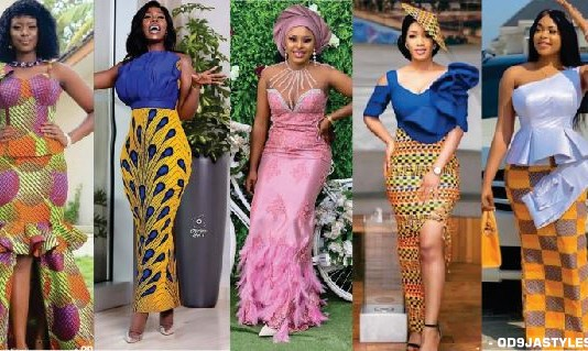Best Ankara Styles For 2019 Pictures Od9jastyles Com