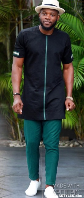 Nigerian Casual Fashion Styles for Men nigerian casual fashion styles for men - Nigerian Casual Fashion Styles for Men 12 274x640 - Nigerian Casual Fashion Styles for Men