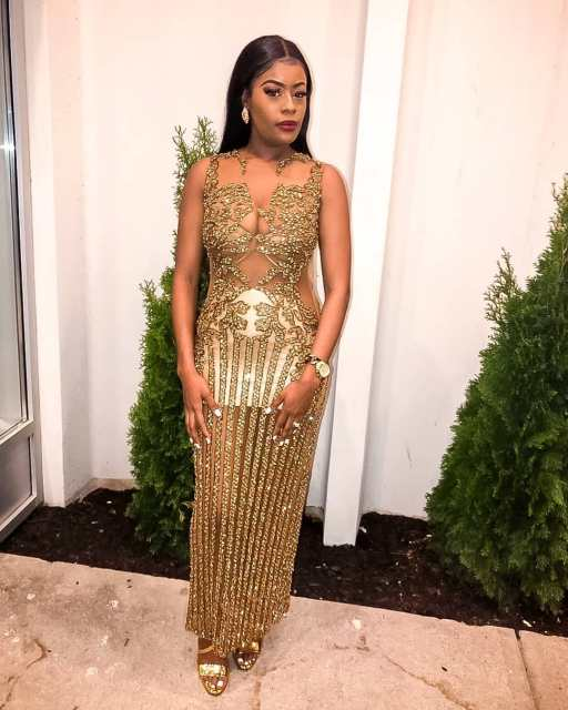 Aso Ebi Styles 2020 aso ebi styles 2020 - Aso Ebi Styles 2020 2 512x640 - 30 Aso Ebi Styles 2020 For Classy African Ladies To Try Out