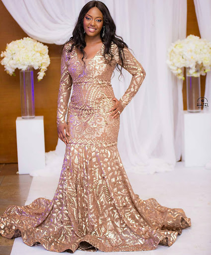 Gold Lace AsoEbi Dresses gold lace asoebi styles - unnamed - These 25 Gold Lace AsoEbi Dresses Are Nothing But Stunning and Gorgeous