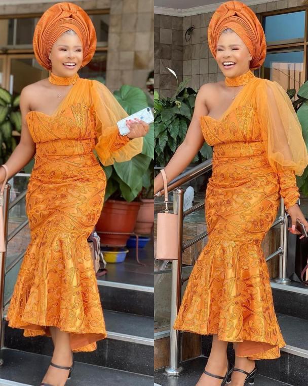 Aso Ebi Styles for Weddings