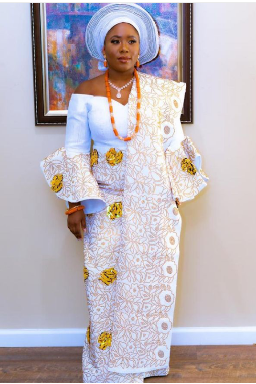 Inspiring and Remarkable Asooke Outfit Inspiration for a Reception