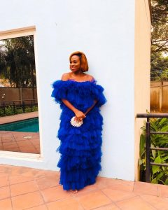60 Gorgeous and Dazzling Tulle Styles For Elegant African Ladies