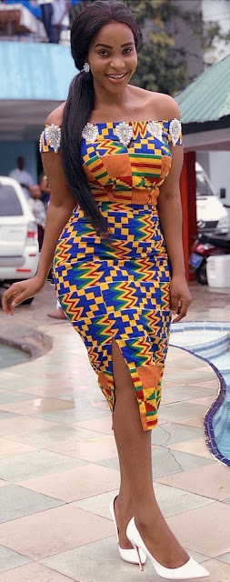 The Best Kente Fashion Outfits For African Women You Should See