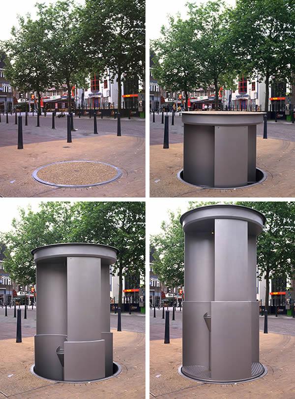 10 coolest public bathrooms & urinals - oddee