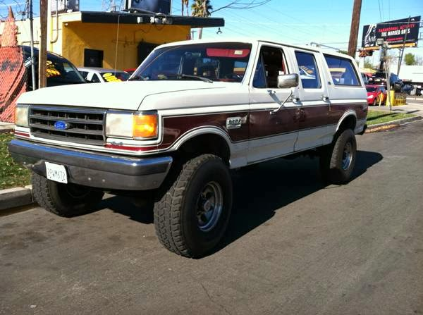 Los Angeles Craigslist Cars >> Pre Oj Bronco With Four Doors