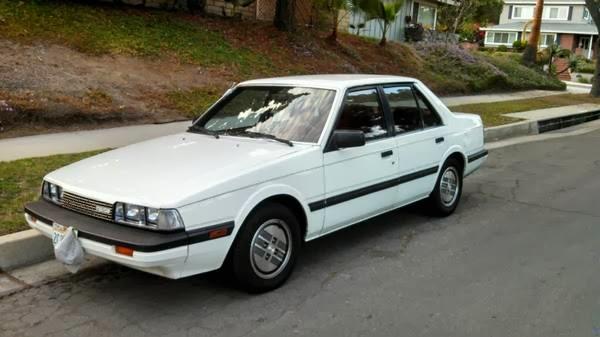 1985 mazda 626 turbo long before the mazdaspeed6 there was this rh oddimotive com 1982 Mazda 626 1980 Mazda 626