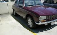 70s Peugeot Flagship Sedan
