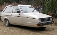 Because the Reliant Robin was So Good…