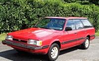 1987 Subaru GL-10 AWD Turbo Wagon!