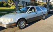 Why? Nearly Perfect 1990 Sable Wagon