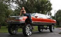 Donkilicious Cadillac Fleetwood Limo