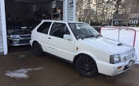 Pre-Volvo Dual Forced Induction:1989 Nissan March Super Turbo