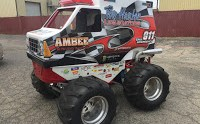 AMBEE, the Mighty Mini Monster Truck