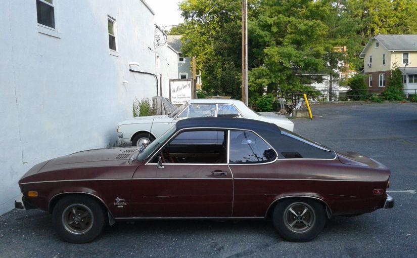 1974 Opel Manta Luxus