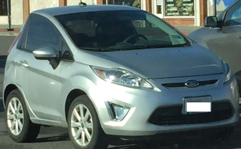 Reader Submission: Shorty Ford Fiesta