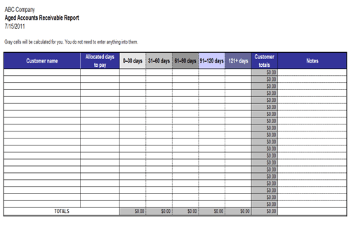 i need a spreadsheet template - useful ms excel and word templates for business owners