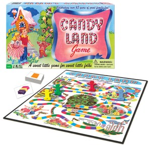 One of the most popular tools I use in violin lessons (in person or on Skype) is Candlyland. Who doesn't love this game?