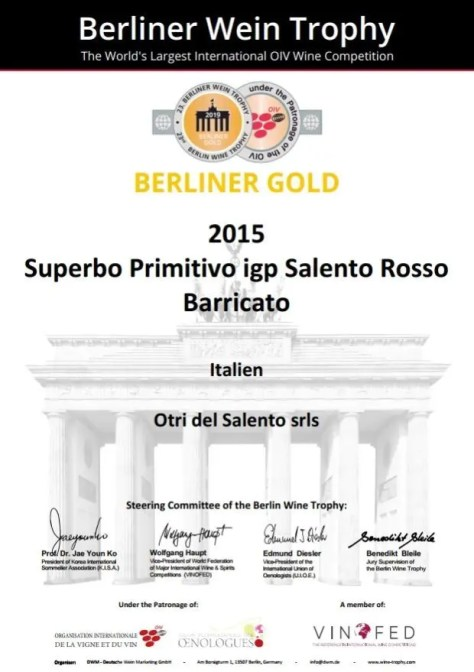 Berliner Gold Superbo