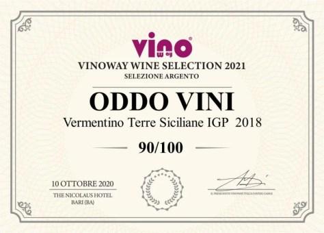 Vinoway Wine Selection Vermentino