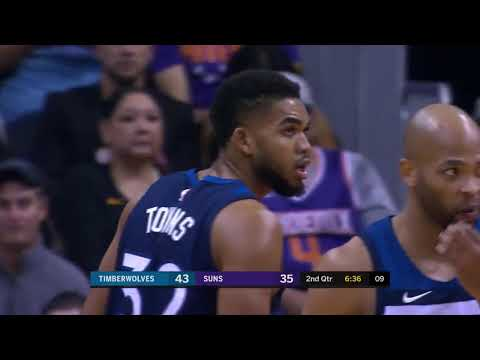 NBA All Star 2018, Team Stephen Top Plays