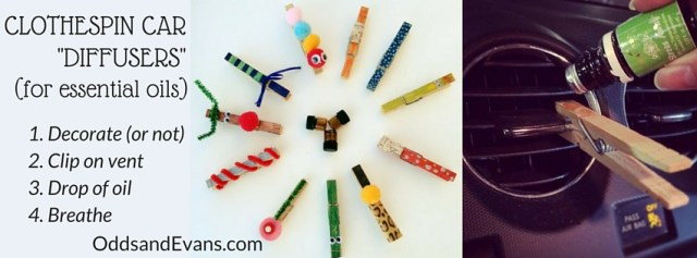 Car Clothespin Diffusers Facebook