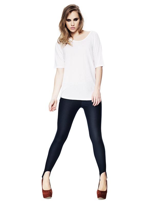 Continental Damen Tencel 3/4 Sleeve Raglan T-Shirt