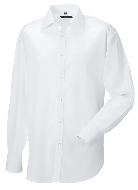 RUSSELL Körperbetontes Hemd Langarm