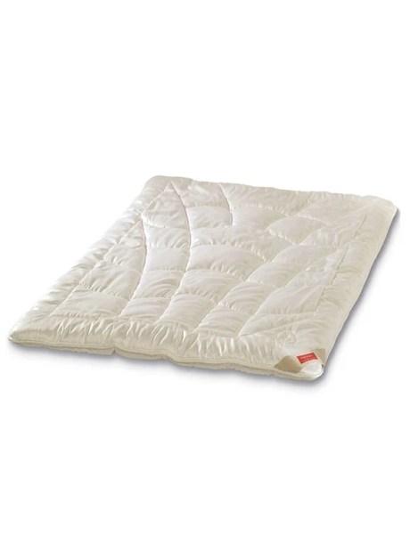 KlimControl Perfekte Kontrolle des Schlafklima mit der KlimaControl Decke von Hefel mit der atmungskativen TENCEL™ Lyocell Holzfaser.