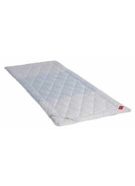 Klimacontrol Cool Unterbetten ist ein speziell für heiße Sommernächte entwickeltes Programm, Abkühlung durch Füllung: 100% TENCEL® Lyocell Faser, besonders feuchtigkeitsregulierend, an der Oberfläche eingelagerte PCM (Phase Change Material) Mikrokapseln