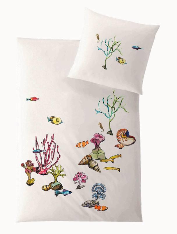 HEFEL Kinder Bettwäsche Ozean
