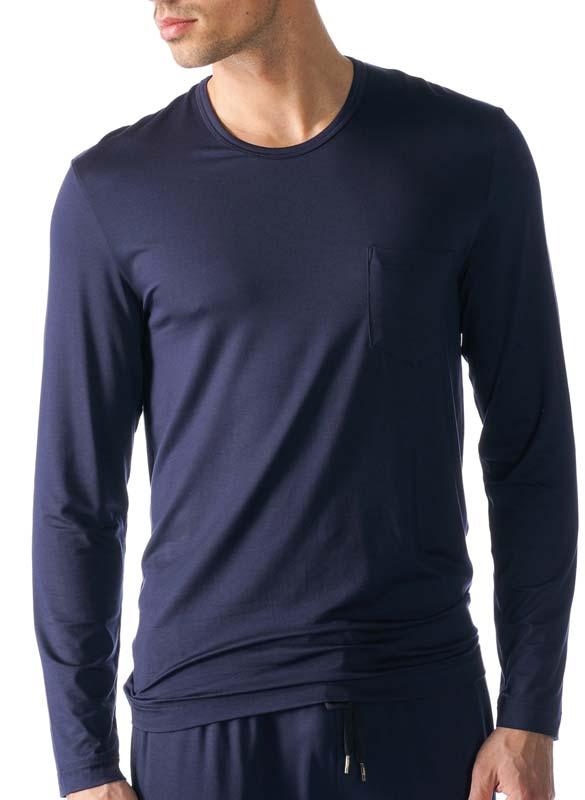 MEY Club Pyjama Shirt 1/1 Herren