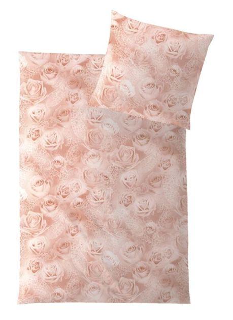 Weiche seidige elegante Luxus Fussenegger TENCEL® Lyocell Bettwäsche Bettgarnitur Micro Wedding Motiv