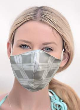 MNS Maske TENCEL ™ Lyocell Matrix HEFEL