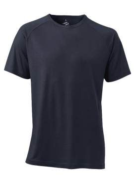 Long Performance T-Shirt mit TENCEL™ Lyocell marine