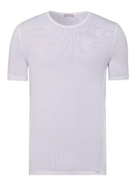 Hanro Natural Function Shirt TENCEL™ Lyocell weiß