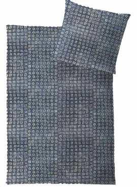 HEFEL Pure Luxury Bettwäsche Dublin Trend aus TENCEL Lyocell Faser aus Holz weich, seidig, atmungsaktiv