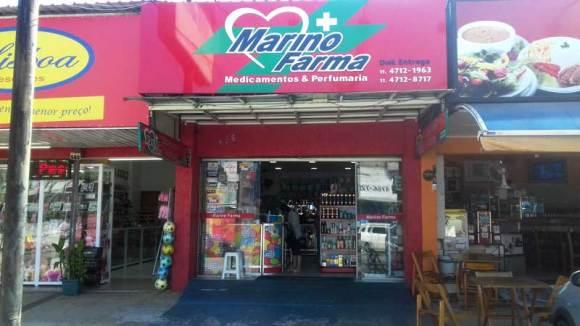 Marino Farma - Guia Comercial O Democrata