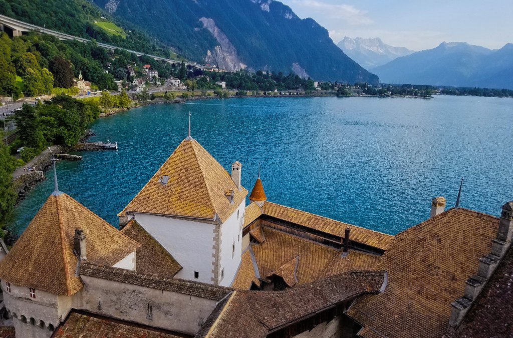 Switzerland Is A Dreamland + How We Spent 3 Days There