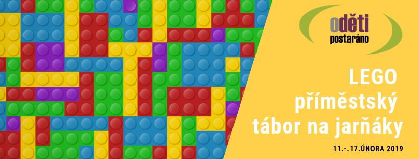 LEGO – příměstský tábor
