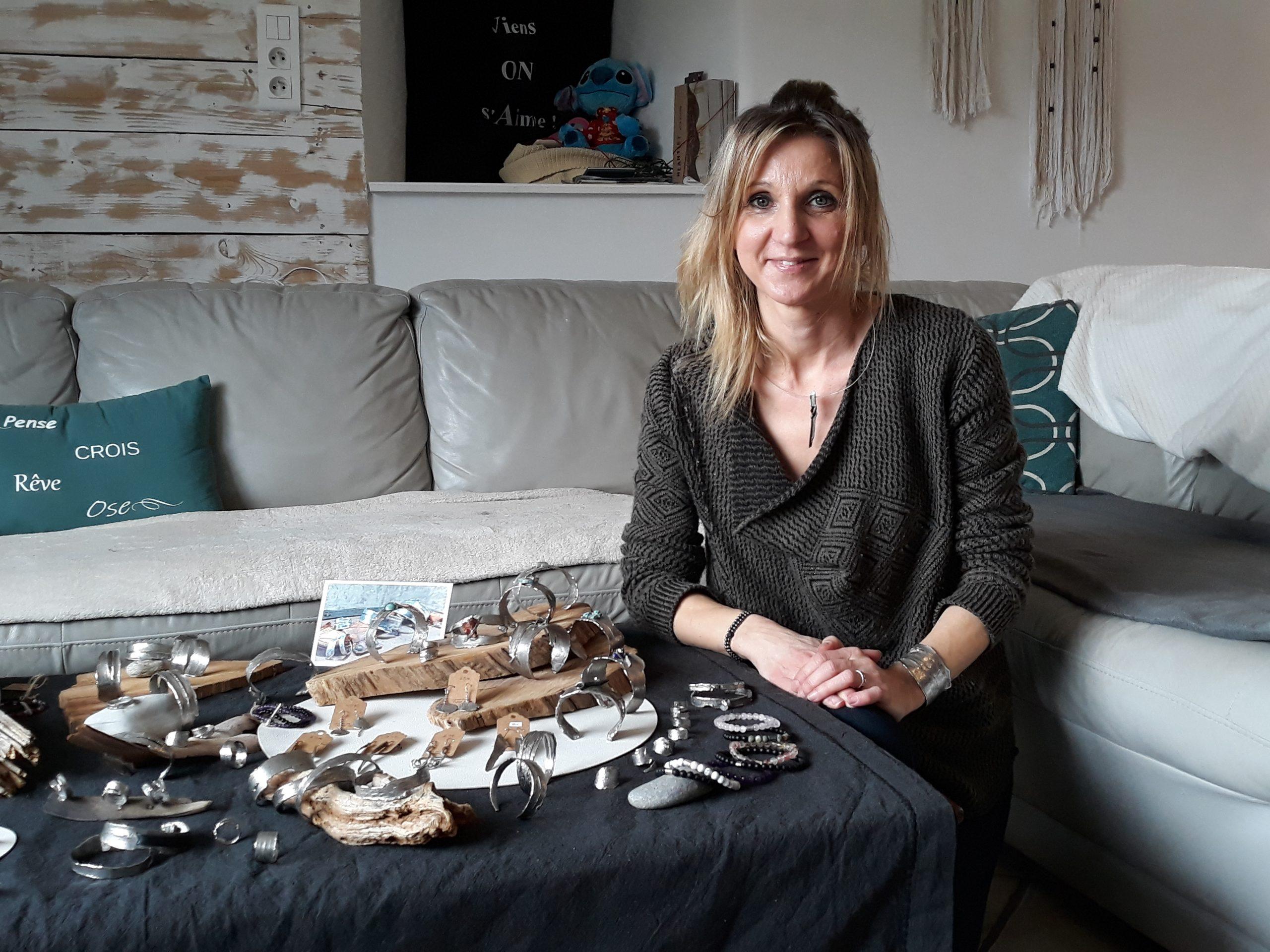 Rencontre avec Graziella Magnard (bijoux Yella)