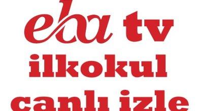 Photo of EBA TV İlkokul Canlı İzle