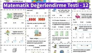 ilkokul_1_Sinif _Matematik_Degerlendirme_Testi_12_Ornek_Resim