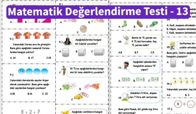 ilkokul_1_Sinif _Matematik_Degerlendirme_Testi_13_Ornek_Resim