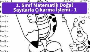 ilkokul_1_Sinif_Matematik_Dogal_Sayilarla_Cikarma_islemi_1_ornek_Resim