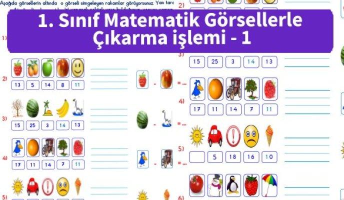 ilkokul_1_Sinif_Matematik_Gorsellerle_Cikarma_islemi_ornek_resim