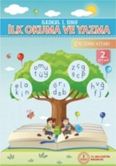 2020-2021_1_Sinif_MEB_Yayinlari_ilk_Okuma_Yazma_Calisma_Kitaplari_2_Kitap