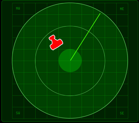 Mjolnir radar